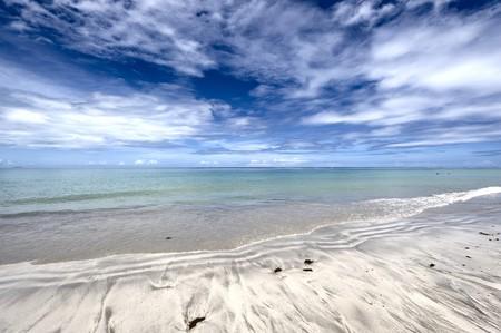 Wonderful beach in Tamandare, Brazil