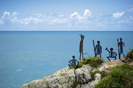 kilometres: Praia do Santinho is a beach in north Florianopolis, Santa Catarina state, Brazil, located about 40 kilometres from the centre of the city. The name Santinho comes from a human figure engraved on an isolated block of rock.