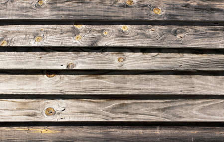 weather beaten: Vista di vecchi e tempo scandole di legno battuti Pu� essere utilizzato come sfondo