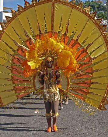 grenada: Grenada Carnival Costume3