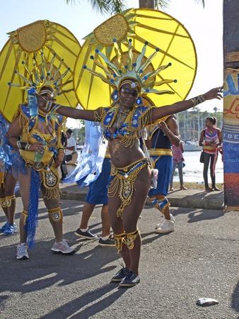 grenada: Grenada Carnival Dancers1