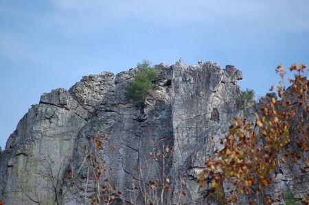 seneca: Seneca Rocks