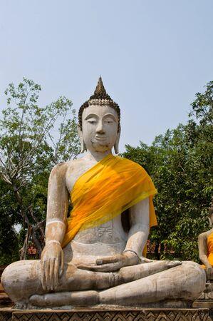 chaplain: Buddha statue
