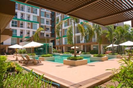 gazebo: Tropical villa