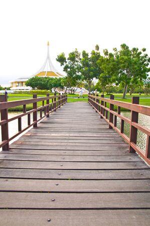 rama: Suan Luang Rama 9 Park in Thailand