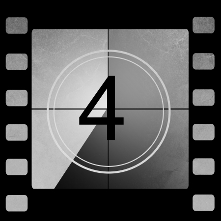 Film countdown 4