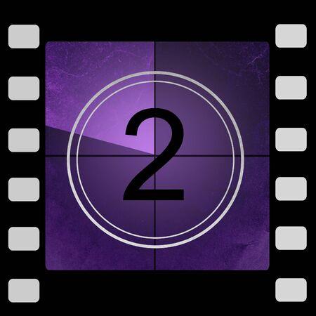 35 mm: Film countdown 2