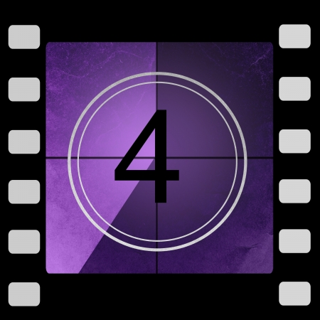 number four: Film countdown 4