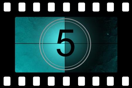 Film countdown 5