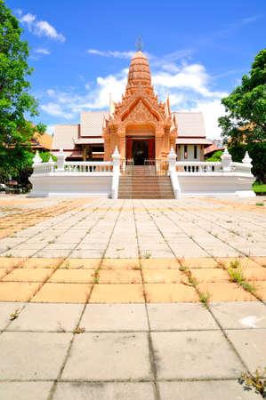 wat mahatard temple Thailand  photo