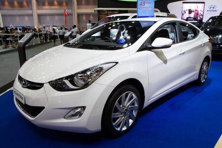 new thinking: Bangkok - Decenber concetto 9 Hyundai Elantra nuovo di pensare nuove possibilit� al The 30th Thailandia Internation