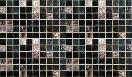 black and purple wall tiles seamless pattern photo