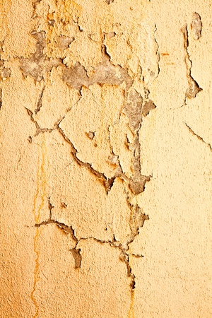 yellow grunge wall texture. hight resolution