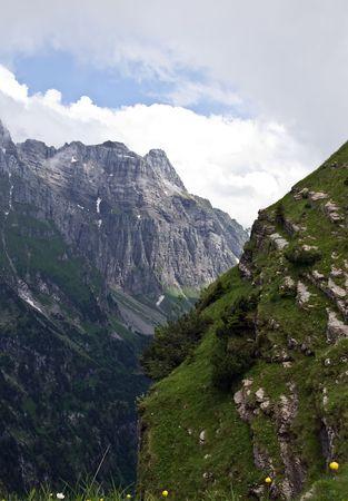 glarus: Alpine view (Kerenzerberg, Glarus, Switzerland)