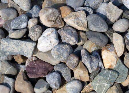 peeble: Abstract background with peeble stones