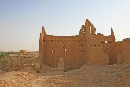 Diriyah - old city near Riyadh (Saudi Arabia) photo