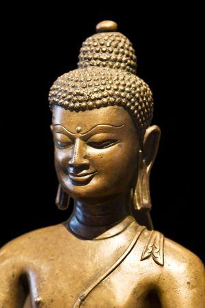 gautama: Buddha statue (Tibetian style)