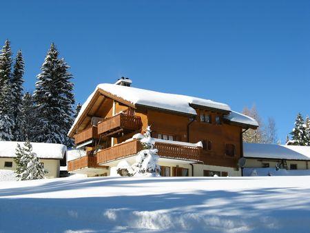 Holiday houses in Amden (St. Gallen, Switzerland) photo