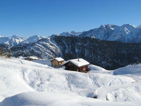wallis: Vacations in Tschuggen (Wallis, Switzerland)