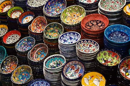 bazaar: Classical Turkish ceramics on the market