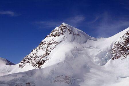monch: Monch peak (Swiss Alps)