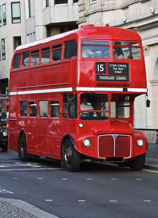 double decker: Londons double decker