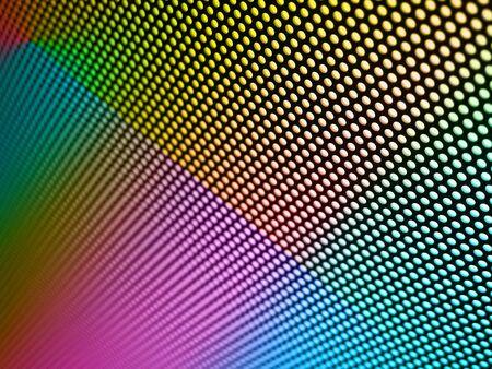 Metal mesh texture (multi-color)