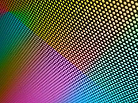 Metal mesh texture (multi-color) Stock Photo - 6654269