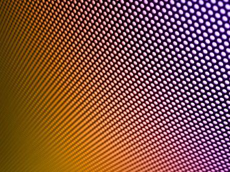 Metal mesh texture (black and white) Standard-Bild