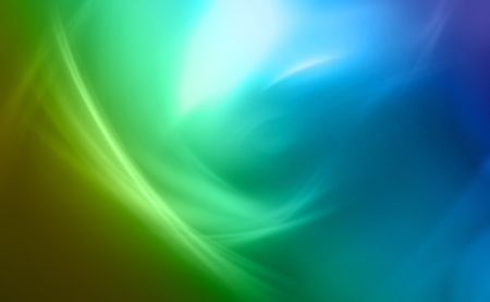 tier: Generated abstract green-blue background Stock Photo
