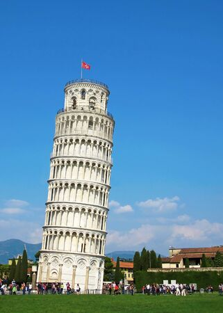 Leaning tower of Pisa, Italy photo