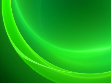 brigth: Generated abstract brigth green background Stock Photo