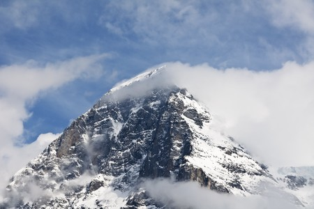 eiger: Eiger North Face, Swiss Alps