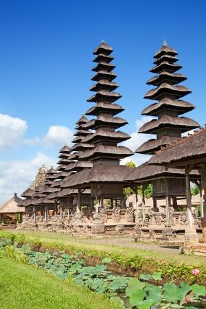 Pura Taman Ayun near Mengwi, Bali, Indonesia. Stock Photo - 8922750