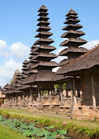 Pura Taman Ayun near Mengwi, Bali, Indonesia. photo