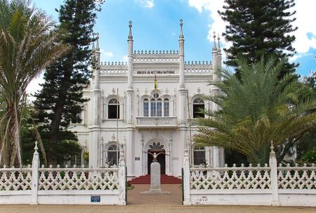 Museum of the natural history in Maputo Mozambique