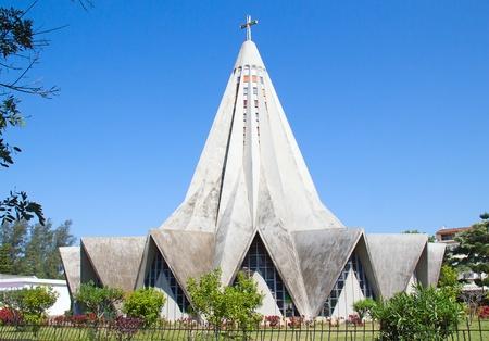mozambique: Church in Polana district of Maputo, Mozambique