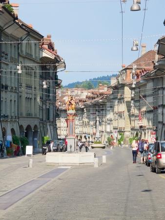Bern. Charming capital city of Switzerland