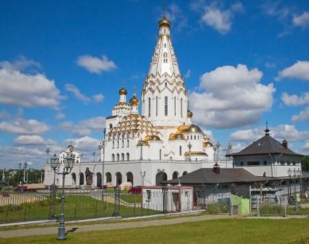 Todos Saintschurch en Minsk, República de Belarús