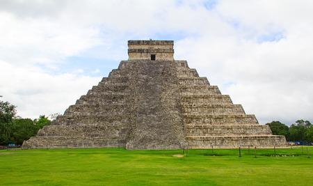 Ruins of the Chichen-Itza, Yucatan, Mexico photo