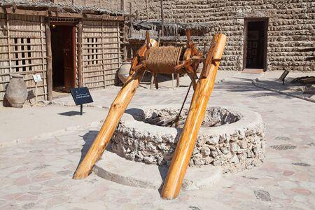 sharjah: Historical museum in Dubai, United Arab Emirates