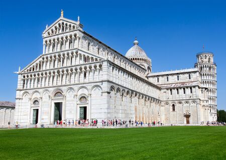 medici: Leaning tower of Pisa, Italy