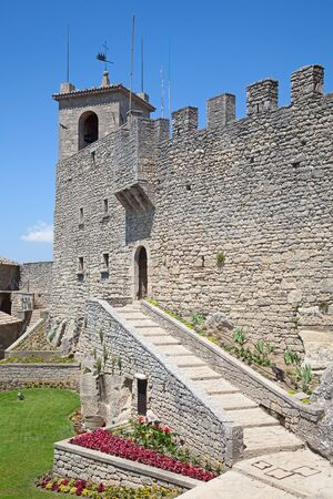 fortifications: Ancient fortifications of the San Marino
