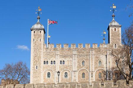 Famous Tower of London, United Kingdom photo