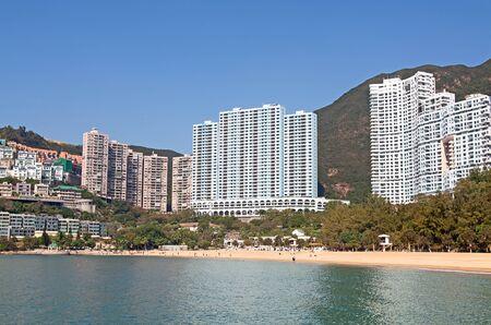 repulse: Repulse Bay beach in Hong Kong, China