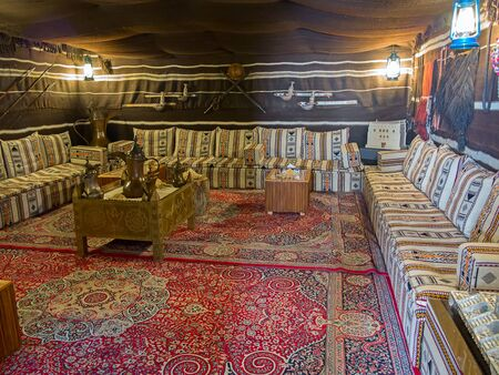 sharjah: Famous Jahili fort in Al Ain oasis, United Arab Emirates