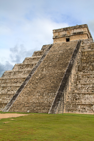 yucatan: Ruins of the Chichen-Itza, Yucatan, Mexico