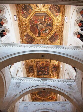 nicholas: Famous Saint Nicholas church in Bari, Italy