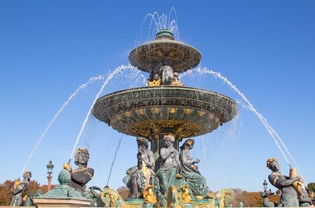 concorde: Place de la Concorde in Parice, France