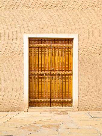 doorway: Traditional arabic doorway
